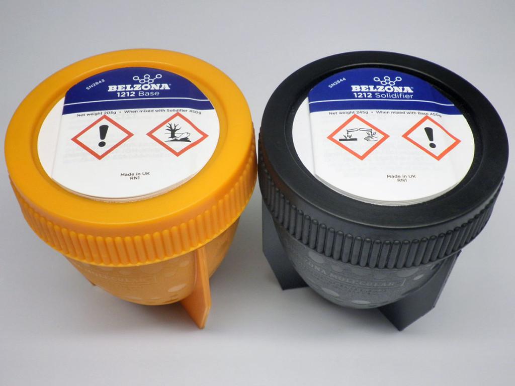 Belzona 1212 epoxy kompozit za hitne popravke u pogonu, tolerantan na masne, vlažne i loše pripremljene površine