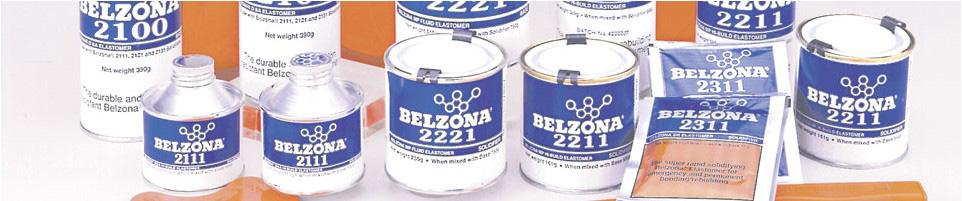 Belzona 2000 serija - Nadogradnja i zaštita gume
