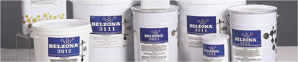 Belzona 3000 serija - Hidroizolacija i izolacija