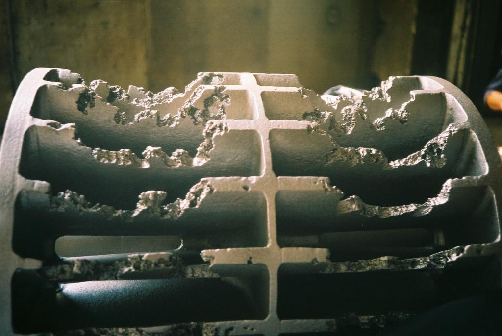 Obnova vakuum pumpe u tvornici papira
