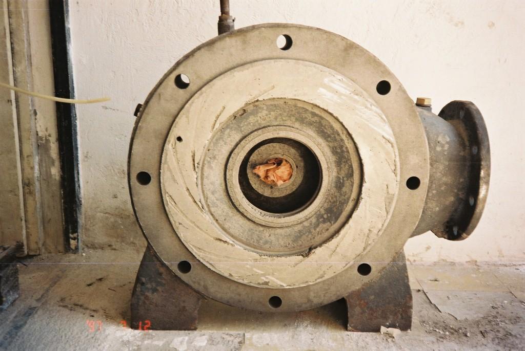 Obnova brtvene površine kućišta pumpe