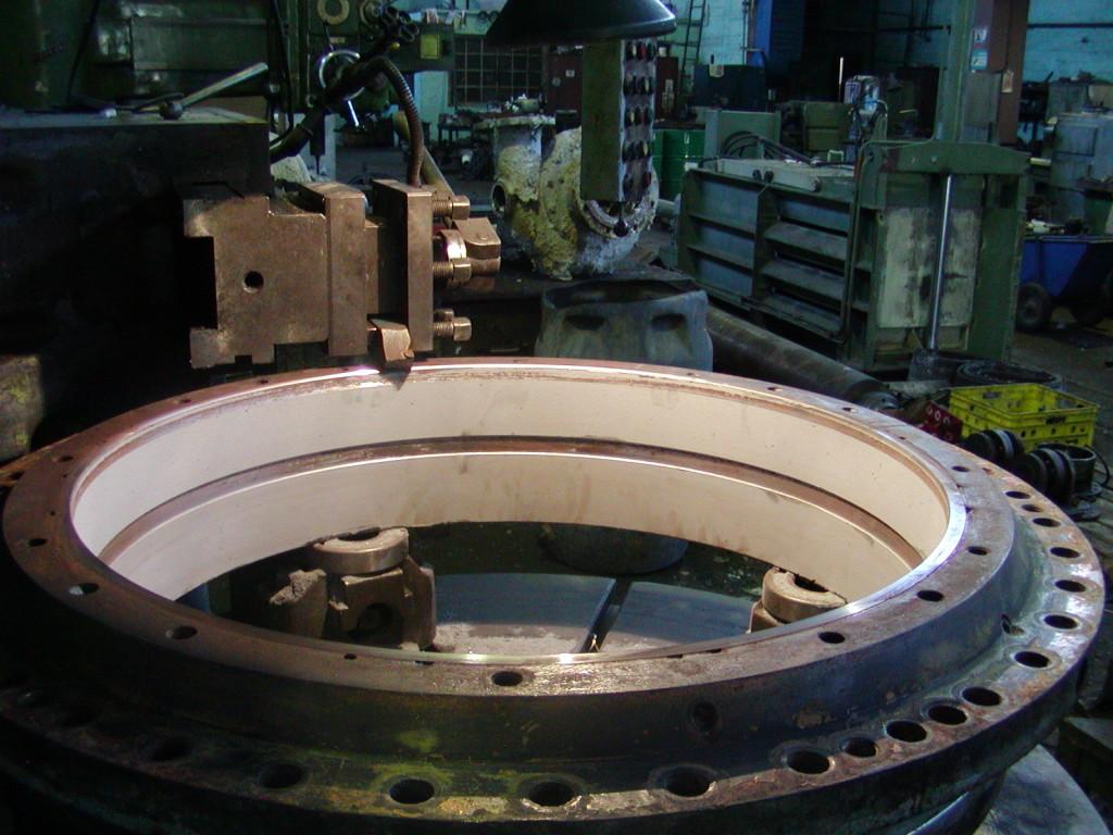 Nadogradnja metalne površine kompozitnim materijalom