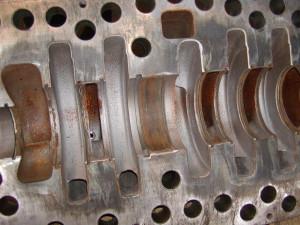 Pumpa prije popravka i zaštite