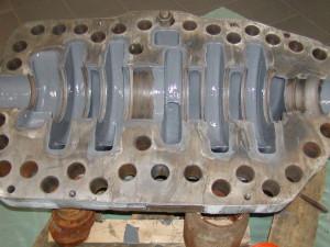 Pumpa nakon popravka i zaštite