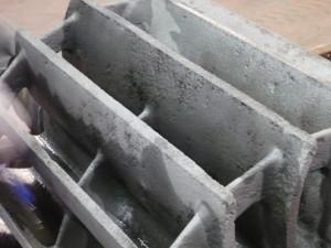 Oštećenja na vakuum pumpi