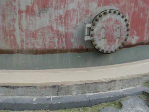 Obnovljena i zaštićena površina spremnika