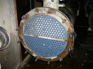 Zaštićeni izmjenjivač topline