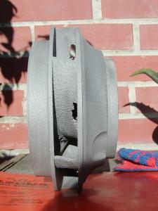 Erozija i kavitacija impelera pumpe