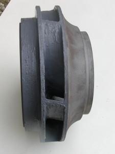 Zaštićen rotor pumpe