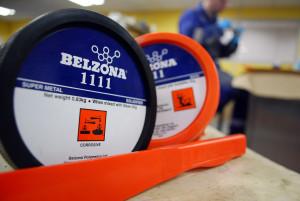 Belzona 1111 (Super Metal) epoxy kompozit za metalne popravke