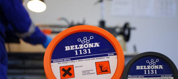 Belzona 1131 (Bearing Metal) - kompozit samopodmazivaljićih karakteristika