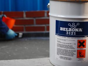 Belzona 3121 (MR7) tekućina za hitne popravk procurivanja krova i hidroizolaciju