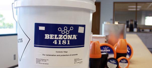 Belzona 4181 (AHR Magma-Quartz) epoxy kompozit otporan na visoke teperature za popravak betona i kamena