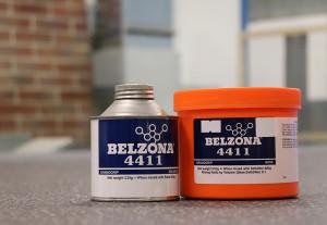 Belzona 4411 (Granogrip) čvrsta epoxy smola za protuklizne površine na pješačkim površinama
