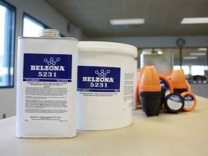Belzona 5231 (SG Laminate) – epoxy premaz za podove protukliznih karakteristika koji pridonosi odličnoj zaštiti od kemikalija i abrazije