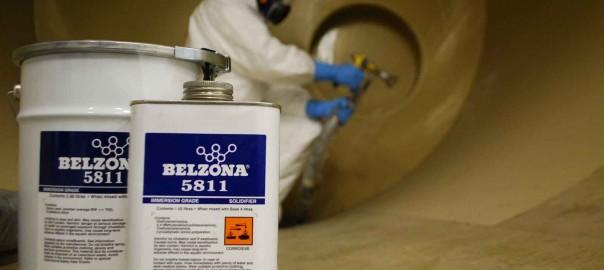 Belzona 5811 (Immersion Grade) epoxy premaz za zaštitu od korozije i kemikalija uronjene opreme
