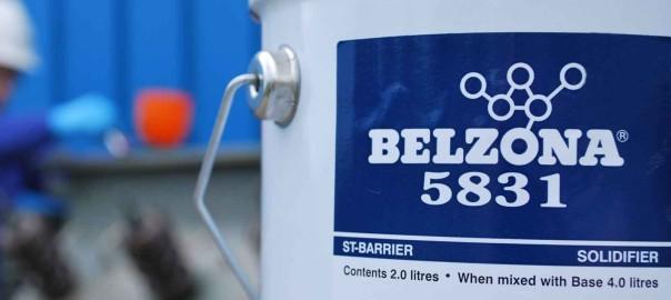 Belzona 5831 (ST-Barrier) epoxy zaštitni premaz tolerantan na masne i vlažne površine