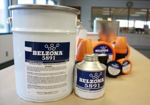 Belzona 5891 (HT Immersion Grade) - epoxy premaz za zaštitu od korozije i kemikalija u visokotemperaturnim uronjenim uvijetima