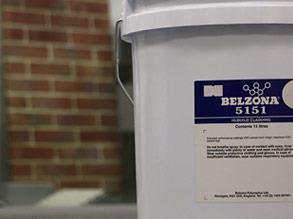 Belzona 5151 vodootporni premaz sa svojstvima samočišćenja za zaštitu vanjskih zidova i struktura