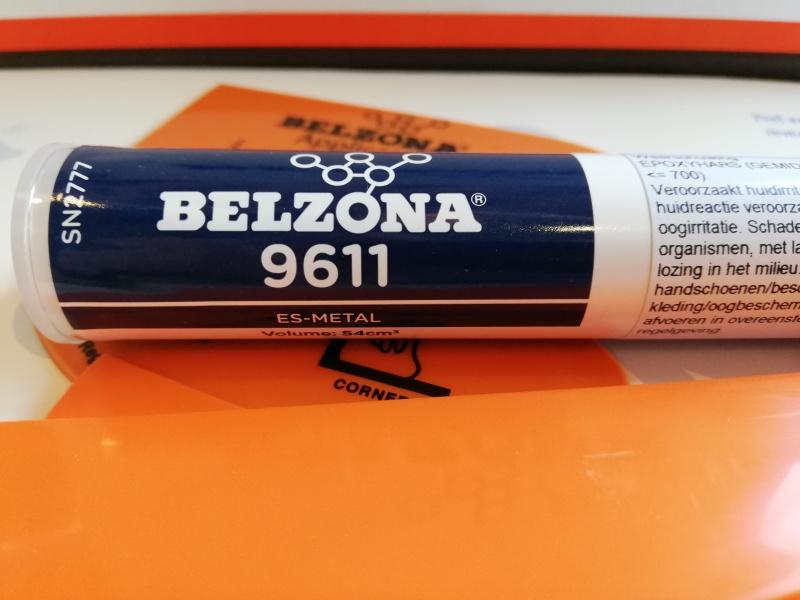 Belzona 9611 - kompozit u tubi za hitne popravke