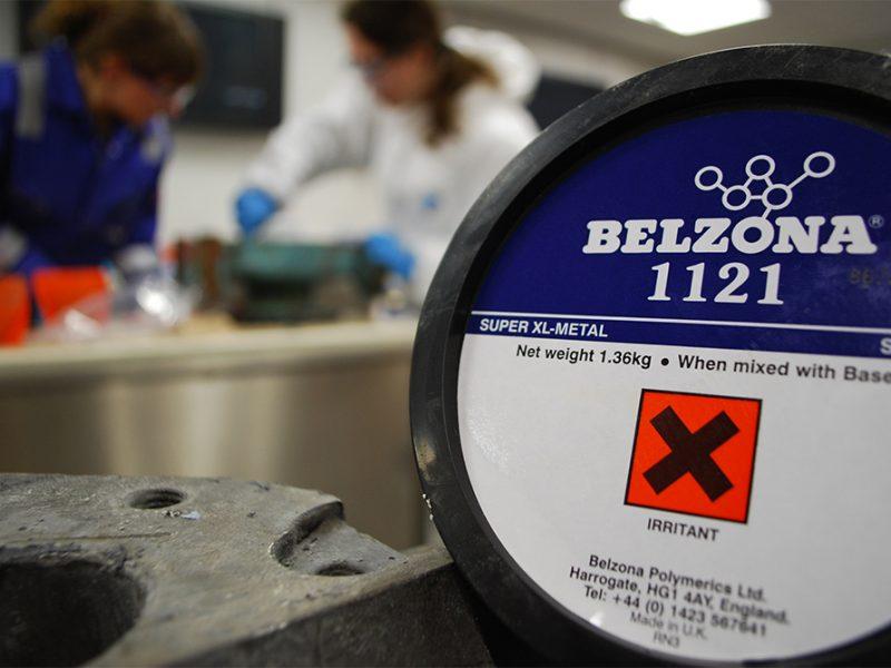 Belzona 1121 (Super XL-Metal) epoxy kompozit za popravke metala sa duljim stvrdnjavanjem