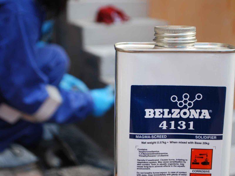Belzona 4131 (Magma-Screed) epoxy kompozit za popravak i zaštitu betona i kamena