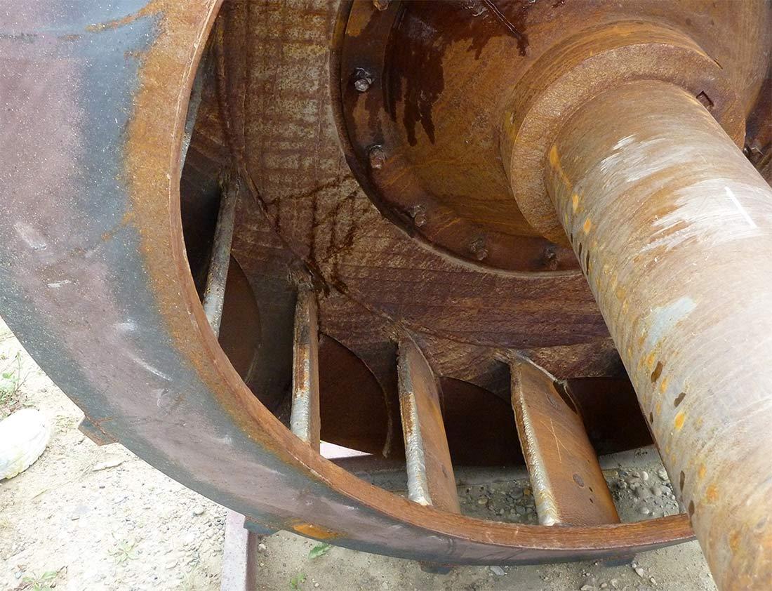 Belzona 1813 kompozitni materijal jake otporniosti na abraziju za popravak i nadogradnju metalnih površina u visokotemparaturnim uvijetima rada