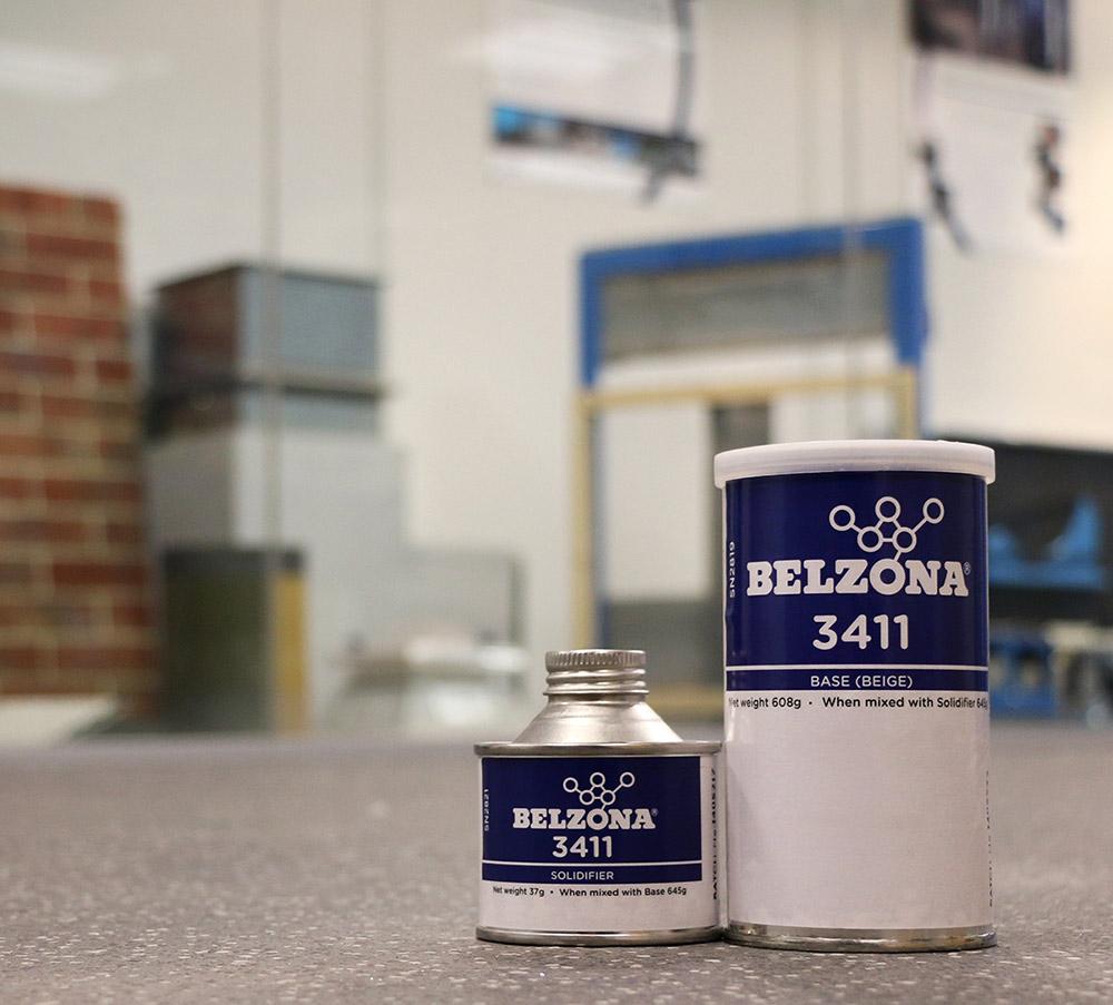 Belzona 3411 (Encapsulationg Membrane) flexibilan i skidajući antikorozioni sistem za zaštitu spojeva i drugih dijelova cijevovoda