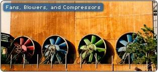 Grijači, ventilatori i kompresori