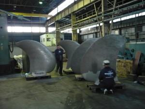 Zaštita propelera od kavitacije