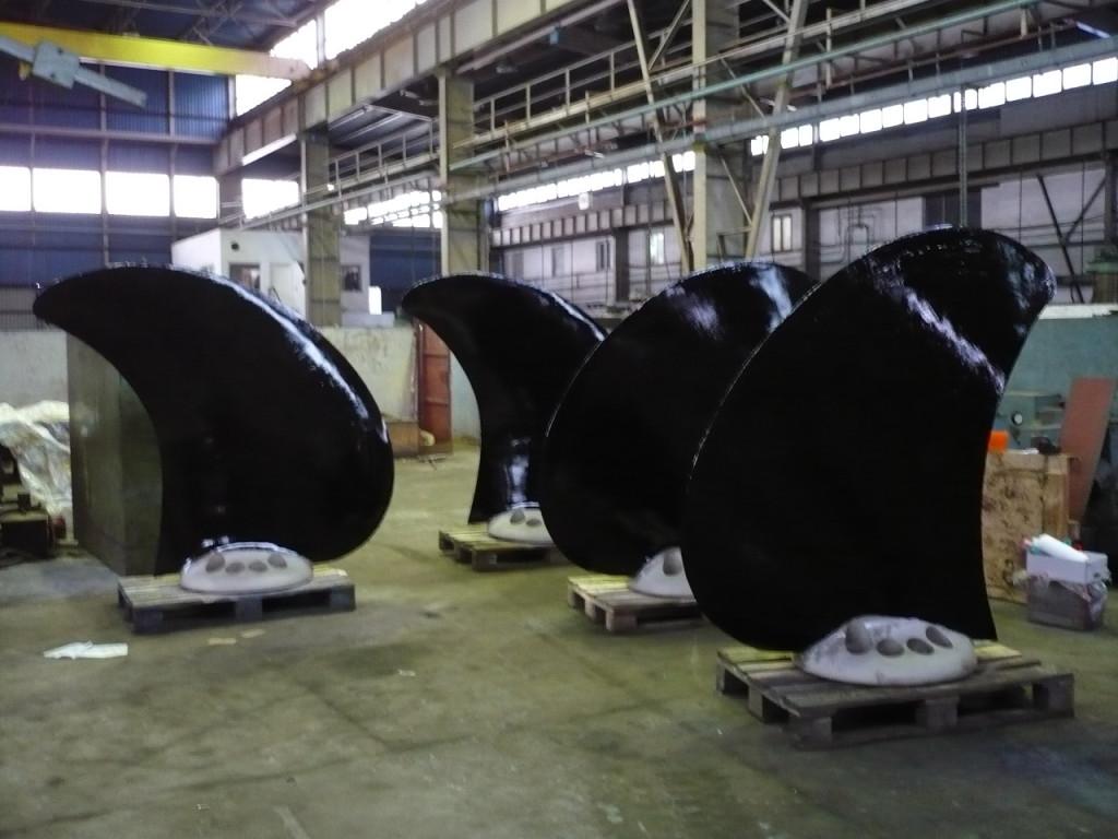 Zaštita listova propelera od kavitacije