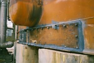 Popravak propuštanja rezervoara