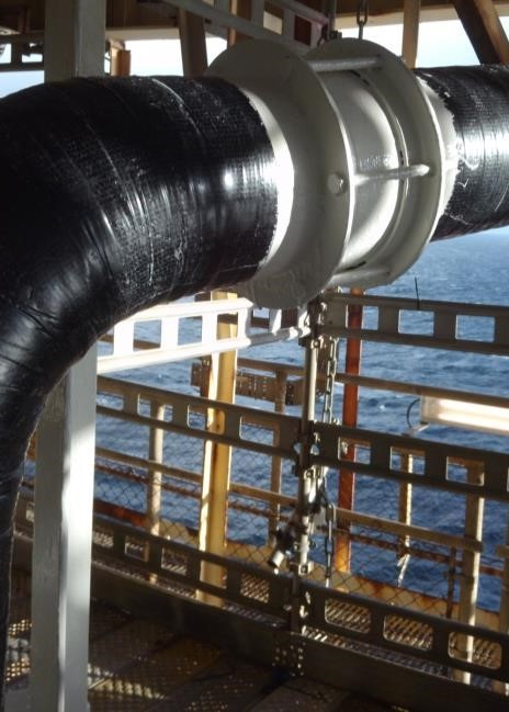 SuperWrap II - održavanje integriteta cjevovoda i spremnika