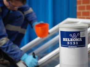 Belzona 3131 hidroizolacija za primjenu u svim vremenskim uvijetima