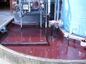 Belzona 4331 Epoksidni premaz za otpornost na vruće organske kiseline poput octene kiseline i organskih otapala do 90 °C