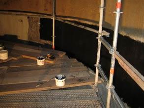 Belzona 4351 zaštitni premaz za prijenos površinskog nakupljanja elektrostatskog naboja s opasnih područja